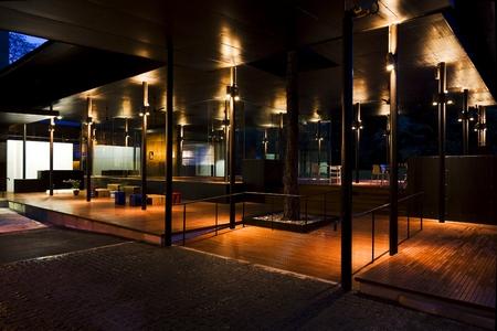 Ip li architects work tisch school of the arts for Tisch school of design